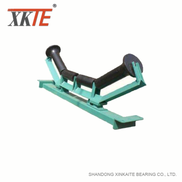 Bulk Material Handling Belt Conveyor Friction Idler