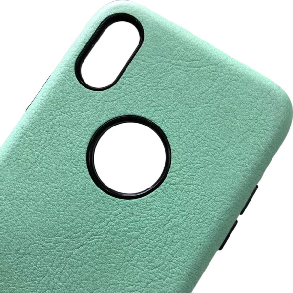 Moisture Proof pu synthetic leather for iPhone case