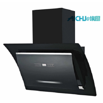 Kitchen Black Fashion Oil Filter Suction Hood