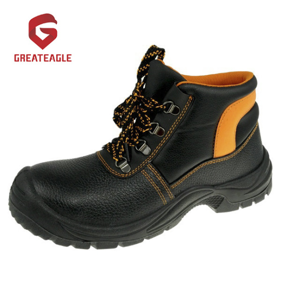 Factory Price Steel Toe and Midsole Safety Shoes