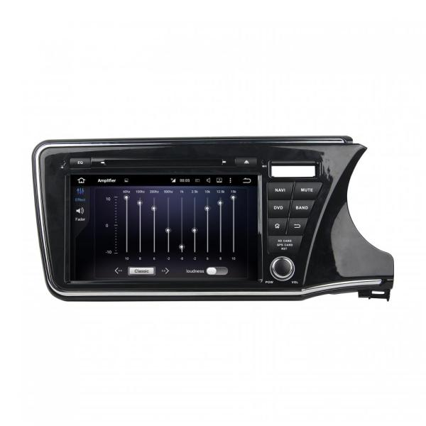 Android 7.1 Car DVD Player For Honda City 2015
