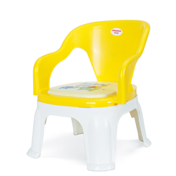 Plastic safety chair for child