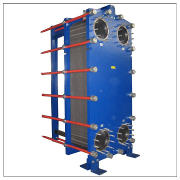 Stainless steel beer heat exchanger heating drinking water