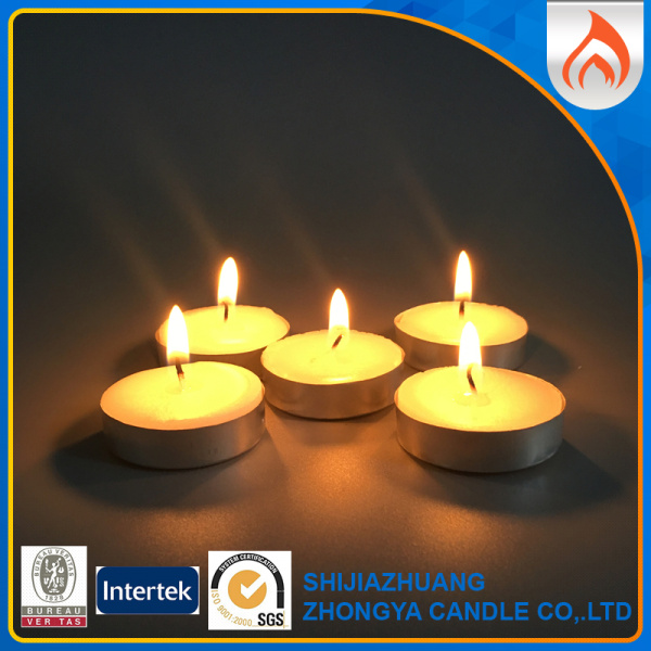 12GRAM 3HOURS Burning time tea light candle