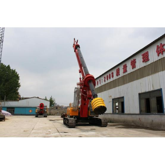 DR-160 crawler drilling machine rig