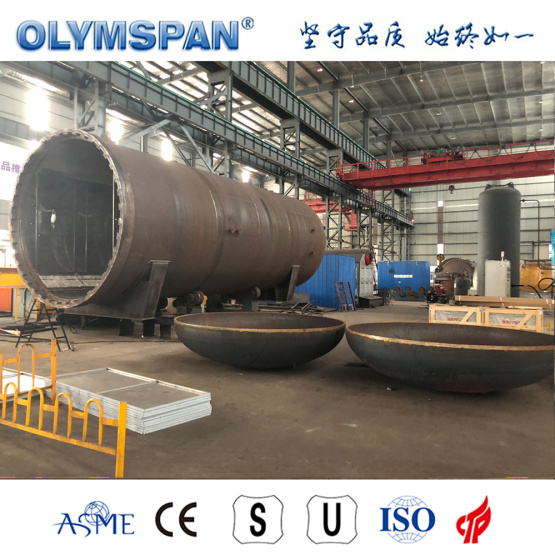 ASME standard prepreg part treatment autoclave