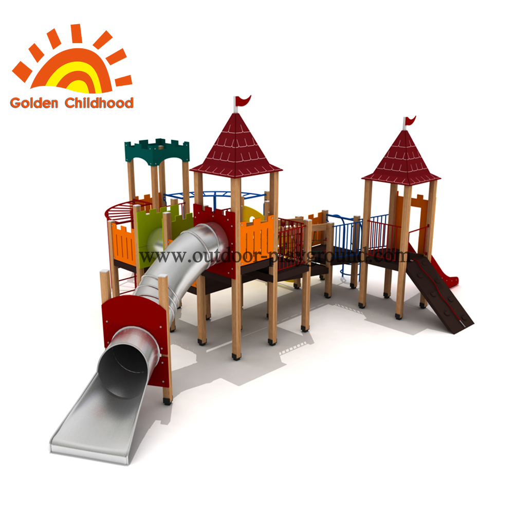 Tower Combination Slide Tube For Children
