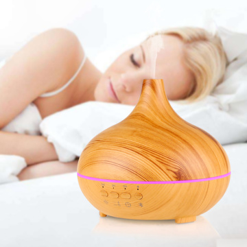 Ultrasonic Aromatherapy Aroma Diffuser With Bluetooth