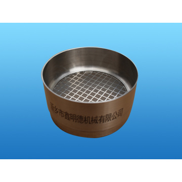 Diameter 75mm Electroforming Screen Laboratory Test Sieve