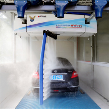 360 smart car wash machine leisuwash touchless