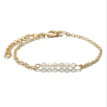 Bohemia European Crystal Anklet fashion