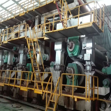 Cylinder Former Corrugated Fluting Paper Machine