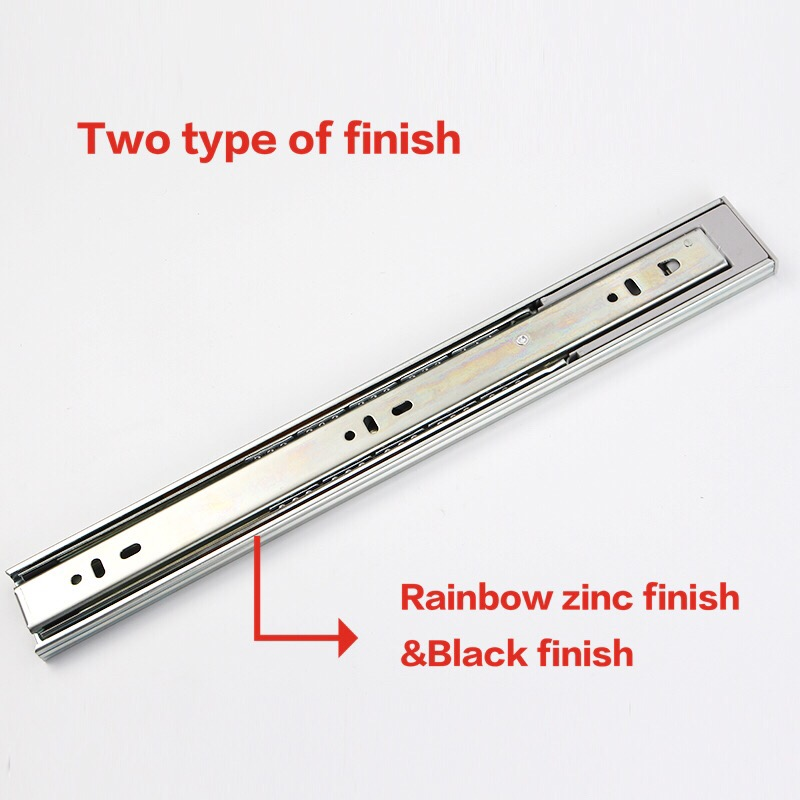 two type of finish