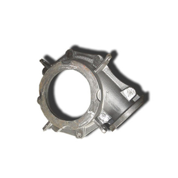 sand casting gate valve body part