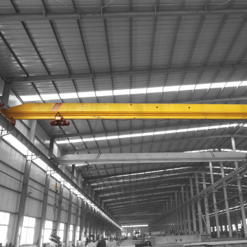Hot- selling single beam 5 ton EOT crane