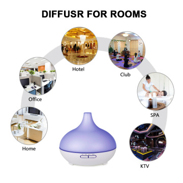 Wholesale Ultrasonic Aroma Oil Diffuser 300ml