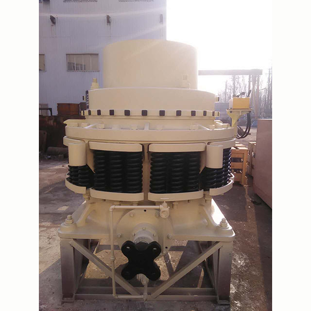 Cone Crusher Design