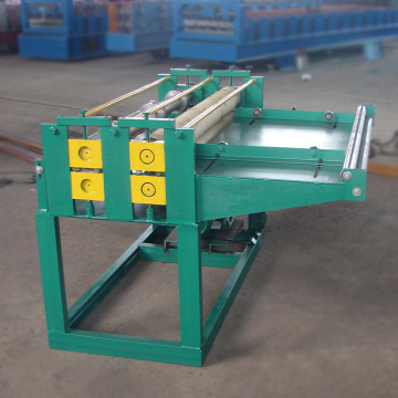 High technology stainless coil steel steel slitting line