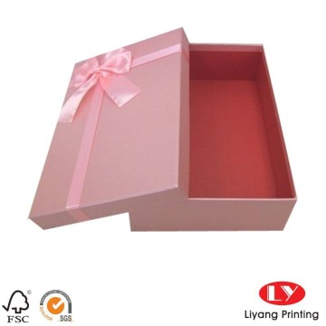 Elegant handmade paper gift packaging boxes