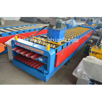 Double Layer Corrugated Sheet Machine Germany