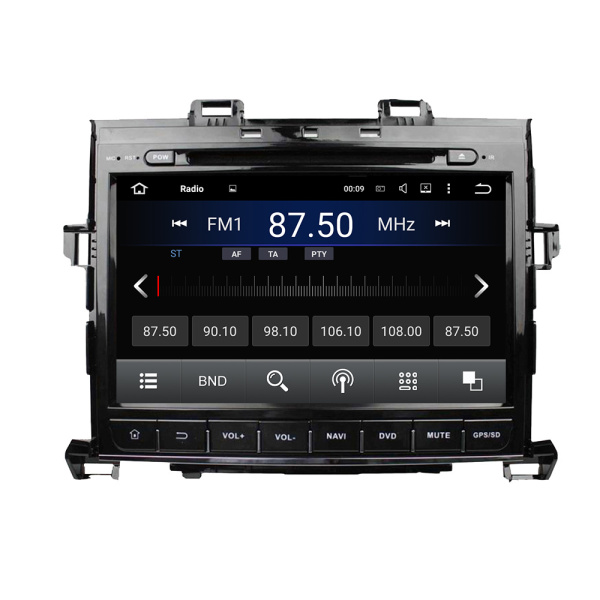 car stereo dvd player for Alphard 2007-2013