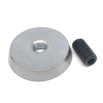 Super Insert Magnet With M16 Thread Rods