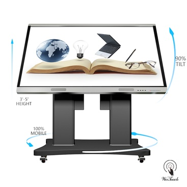 86 inches interactive PC with Automatic stand