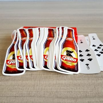 how many playing cards in a deck