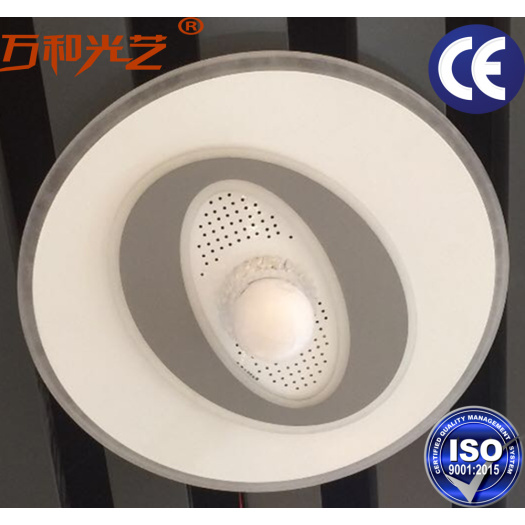 High quality led secondary bedroom ceiling light