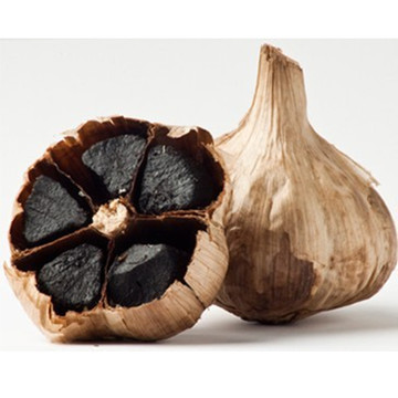 The Sweet Taste Whole Black Garlic