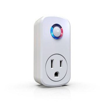 Wireless remote outlet with adapter