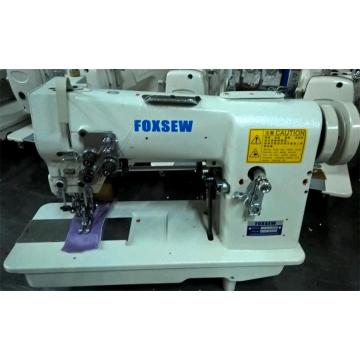 Hemstitch Sewing Machine with Puller and Cutter
