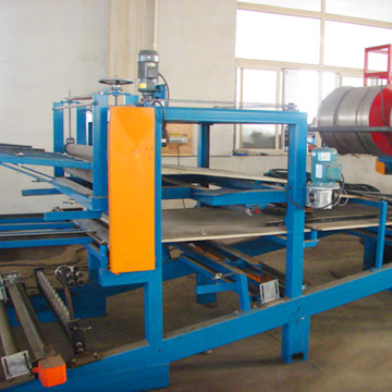 Hot product EPS sandwich panel making machine