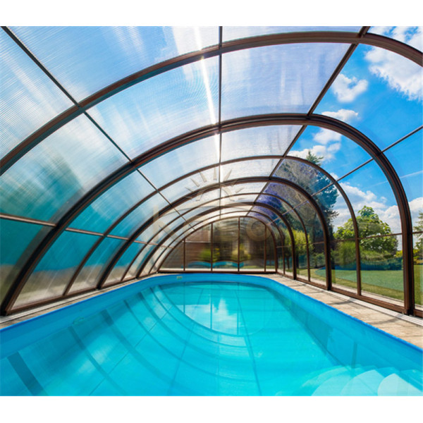 Cost Canada Australia Price Kit Retractable Pool Enclosure