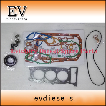 ISUZU 3KR1 head cylinder gasket overhaul rebuild kit