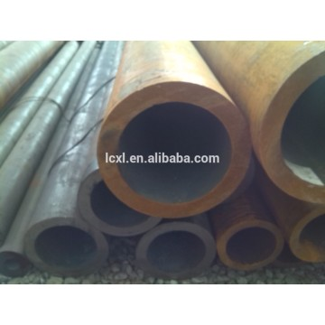 machining pipe s20c s45c GR.B seamless steel pipe