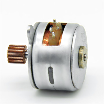 Scanner Stepping Motor, Micro Gear Reduction Stepper Motor 28BYJ48, Stepper Motors for IP Security Camera Customizable