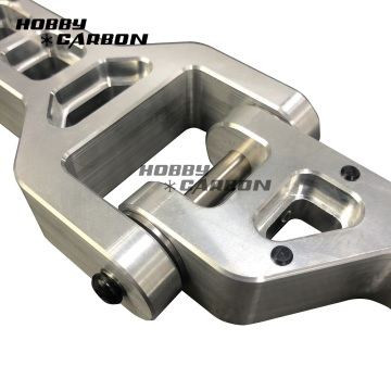 Custom Anodized Aluminum CNC Part Precision