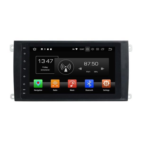 in dash car dvd player for Cayenne 2003-2010