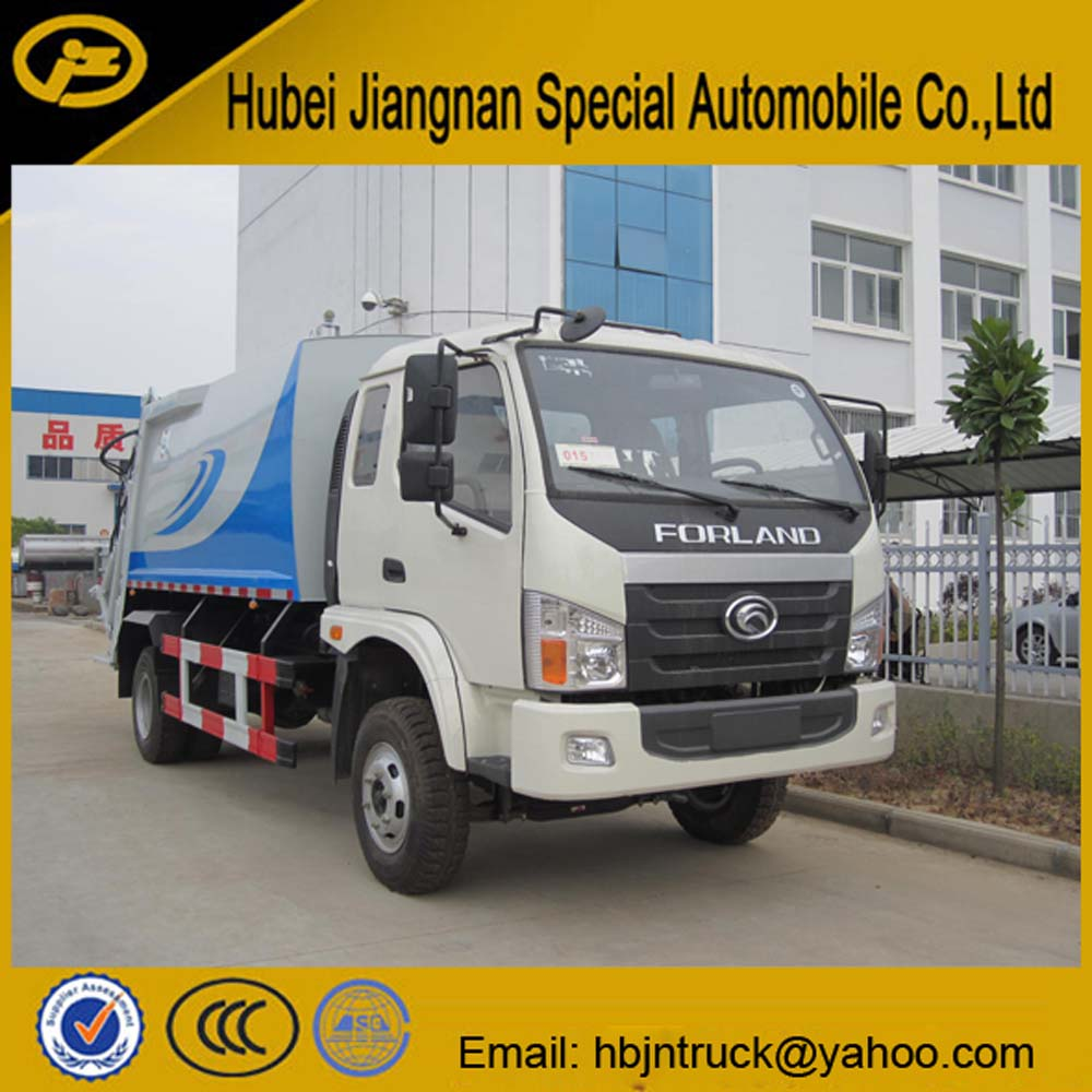 Solid Waste Collection Vehicles
