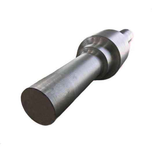 Machined S355  Ladle Shaft Forged Shaft