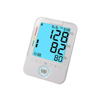 A Higth Digital Blood Pressure Monitor Measuring Instrument
