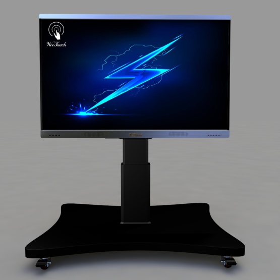 65 inches smart LED panel with Automatic stand