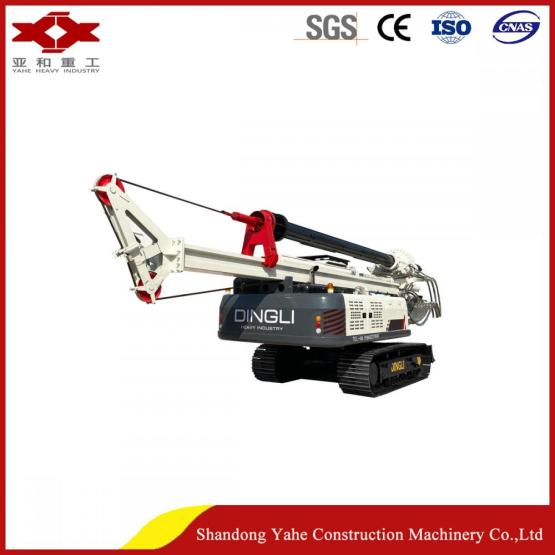 DR-100 white rotary drilling rig customized