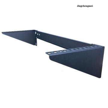4U 19in Vertical Wall Mount Equipment Rack Bracket