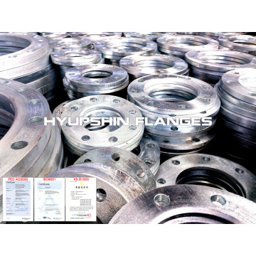 Hot dip galvanizing flange hot dipped galvanized flange