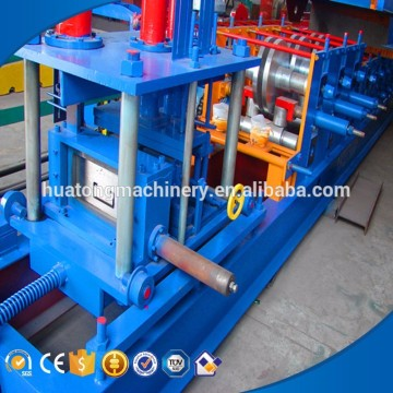 Reliable quality c/z sharp purlin forming machine