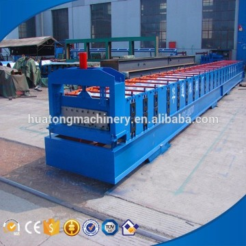 Factory selling customized length floor panel roll forming machine