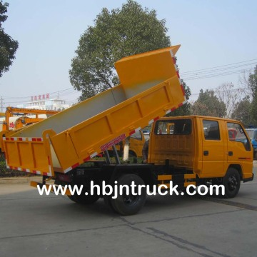 JMC 3 Ton Small Tipper Truck For Sale