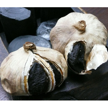 The black garlic for diabetes